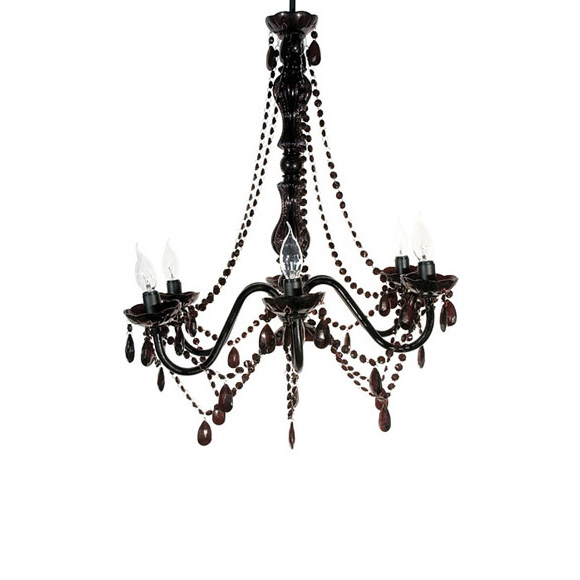 Black chandelier gypsy large iconic nz design art objects brought to you by wisdmlabs expert wordpress plugin developer mozeypictures Choice Image