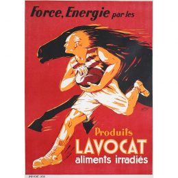 Prost, H. 1940's French Sports Poster