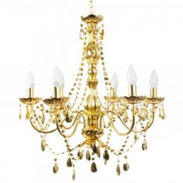 Chandelier Gypsy LARGE Gold