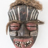 African Painted Mask forsale
