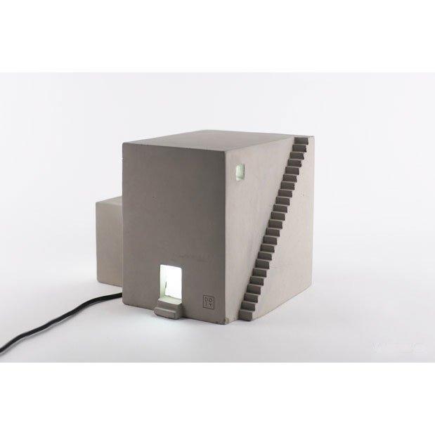 Archilamp Cube Concrete Lamp ...