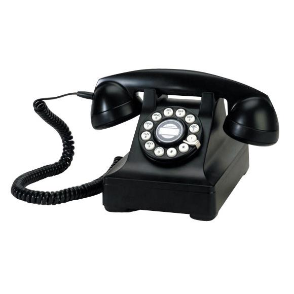 Desk Phone 1950's Style