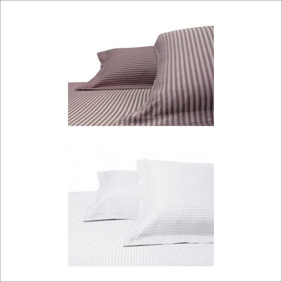 Matalasse stripe bedspread