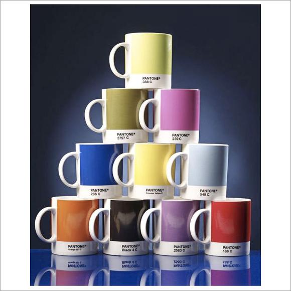 Pantone Mug Set