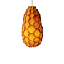 Nectar hanging light by Rebecca Asquith