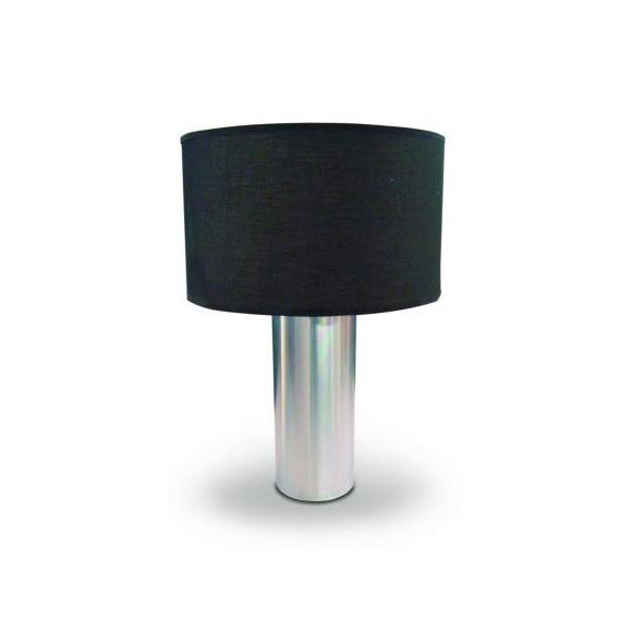 Table lamp, cylinder base