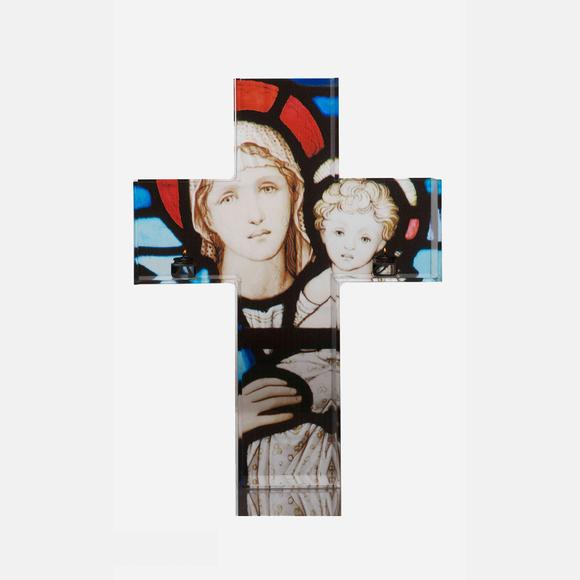 Triptych Kreuz shelf 2