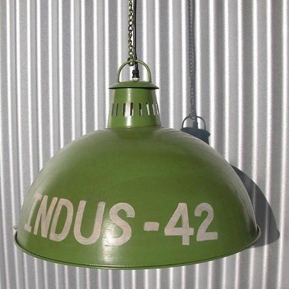 Radar Lampshade industrial - 42