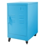 Steel factory cabinet powder-coated