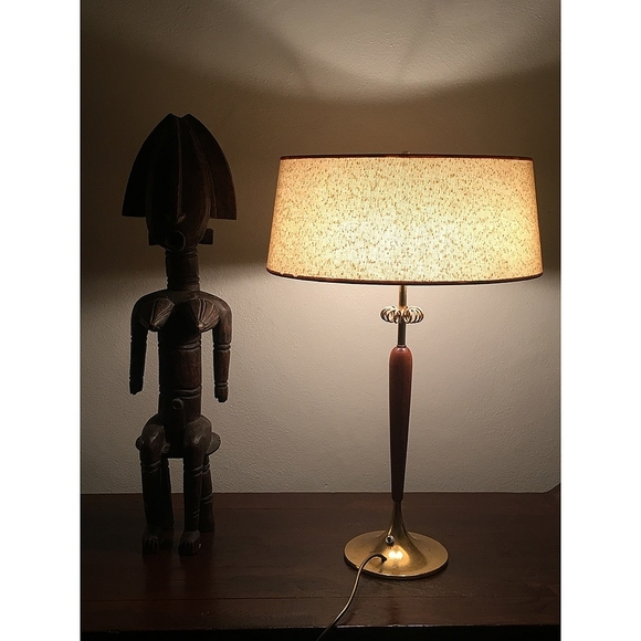 A Pair of Vintage Table Lamps by Laurel