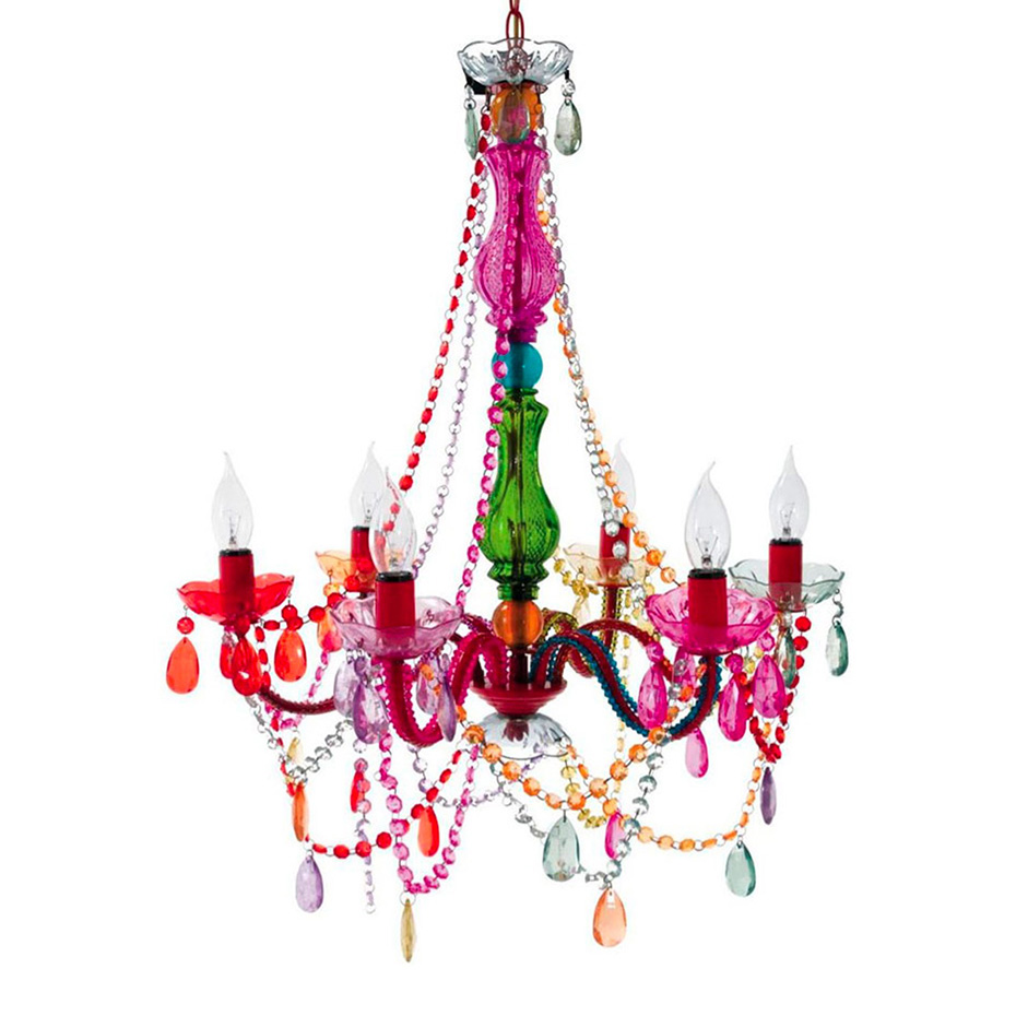 competitive price 1371f 9d135 Chandelier Gypsy Multi-colour