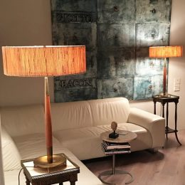 Pair of Table Lamps by Stiffel