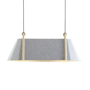 Frankie Double Pendant by Designtree