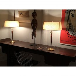 Pair of Vintage Table Lamps by Laurel