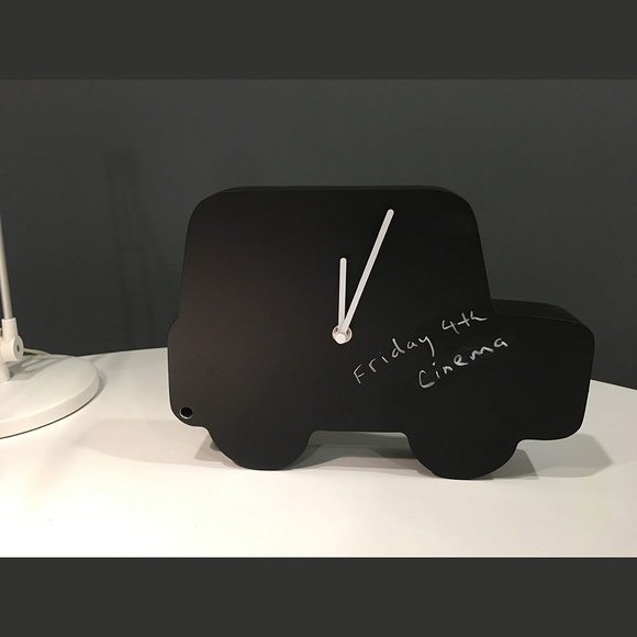 Chalk Board Clock Karlsson