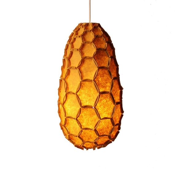 Nectar Lampshade by Rebecca Asquith