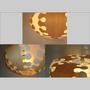 Urchin Kina Shade Light by Joug Design