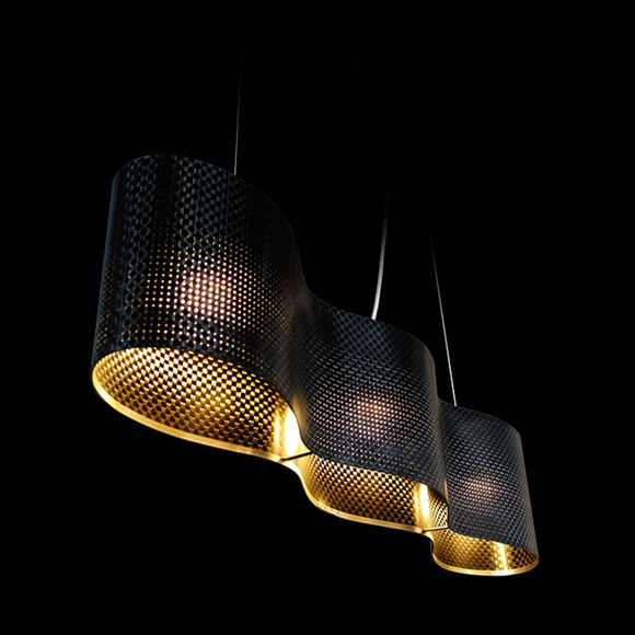 Infinity Pendant Light James Russ