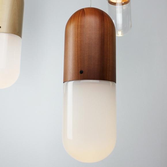 Tim Wigmore Pil Pendant Lamp