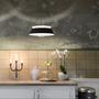 Cuna Black & White lamp