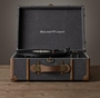 Trunk Encoding Record Player